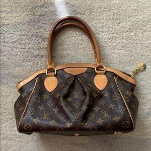 Authentic Louis Vuitton Tivoli PM handbag